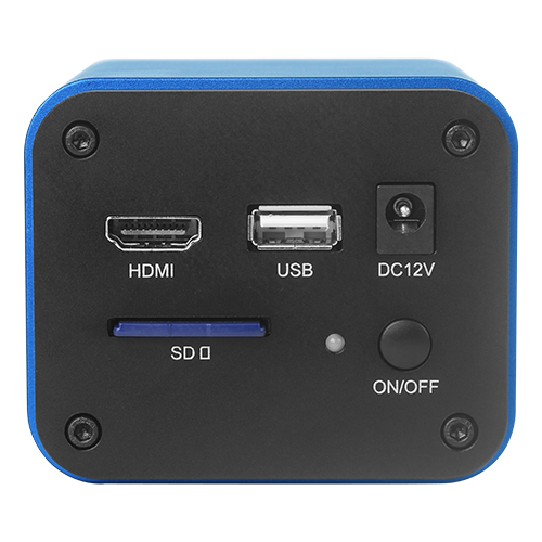 Back View  of HDMI+USB Camera