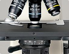 e100带有位置指示标签的聚光器