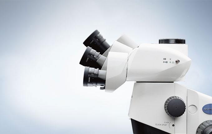 人性化观察镜筒